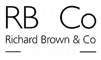 Richard Brown & Co logo